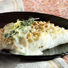 almond-crusted halibut crystal symphony picture