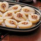 Almond-Stuffed Pears picture
