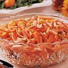 Almond-Topped Carrots picture