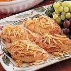almond-topped chicken picture