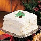 White Christmas Cake picture