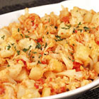 Aloo Gobi ki Subzi (Potatoes and Cauliflower) picture