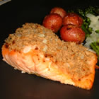 Alternative Baked Salmon picture