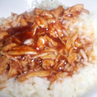 zesty slow cooker chicken barbecue picture