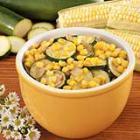 zucchini corn saute picture