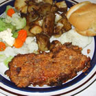 amish meatloaf picture