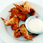 andy's five pepper chicken wings picture