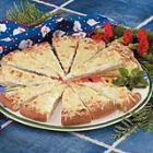 Appetizer Crab Pizza picture