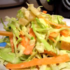 Apple Cole Slaw picture
