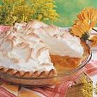 apricot meringue pie picture