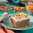 Apricot Pumpkin Cake picture