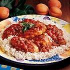 apricot salsa chicken picture