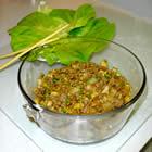 asian lettuce wraps picture