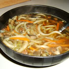 asian mushroom soup picture