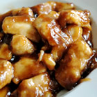 asian orange chicken picture