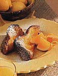 baked french toast with cardamom and marmalade picture