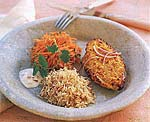 basmati rice and mustard-seed pilaf picture