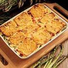 Asparagus Cheese Strata Main Dish picture