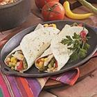 asparagus chicken fajitas picture