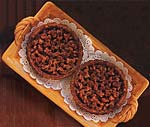 walnut tartlets picture