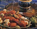 chicken with artichokes picture