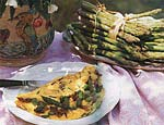 asparagus omelet picture