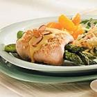 asparagus-stuffed chicken breasts picture