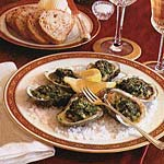 oysters rockefeller picture
