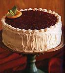 cranberry-glazed orange layer cake picture