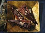 chocolate-glazed mocha fans picture