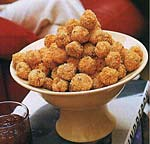 hundred corner shrimp balls picture