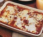 tomato and mozzarella lasagne picture