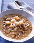 three onion soup picture