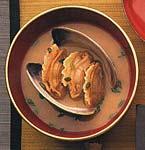 sea treasure clam miso soup picture