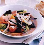 spring vegetable ragout picture
