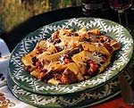 pasta with veal, sausage and porcini ragu picture