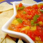 Avocado, Tomato and Mango Salsa picture