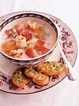chunky lobster stew picture