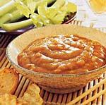 spicy peanut dip picture
