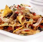 turkey nachos picture