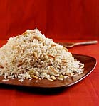 indian baked rice picture