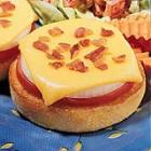 Bacon-Cheese English Muffins picture