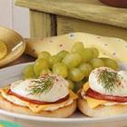 Bacon-Egg English Muffin picture