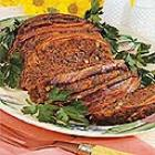 Bacon-Topped Meat Loaf picture
