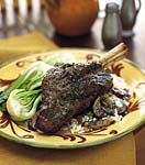 braised lamb shanks with ginger and five-spice picture