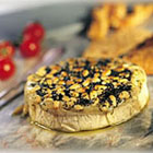 Baked Brie with Pesto and Pine Nuts picture