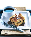 bluewater bread pudding with caramel sauce picture