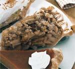 apple crumb pie picture