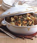 herbed oyster stuffing picture