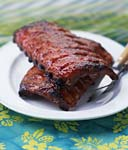 chinese-hawaiian barbecued ribs picture
